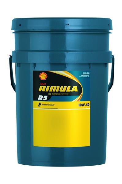 Mot.olej  Shell R5 10W 40 - 20 L