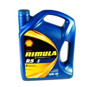 Mot.olej  Shell R5 10W 40 - 4 L